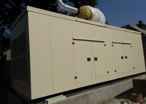 Power Plant Noise Control Soundproof Enclosures