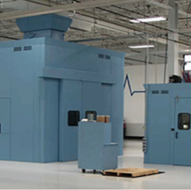 Hot Saw Mill Acoustic Enclosures