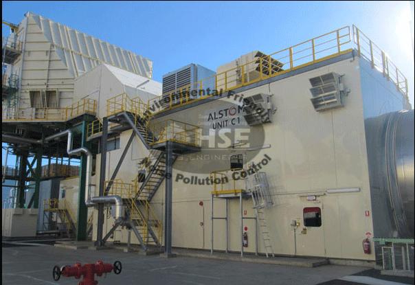 Steam Turbines Soundproof Enclosures