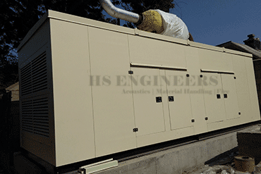 Generator Soundproof Enclosures