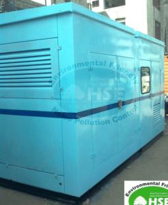 Acoustic Enclosure for Compressor Set in Delhi