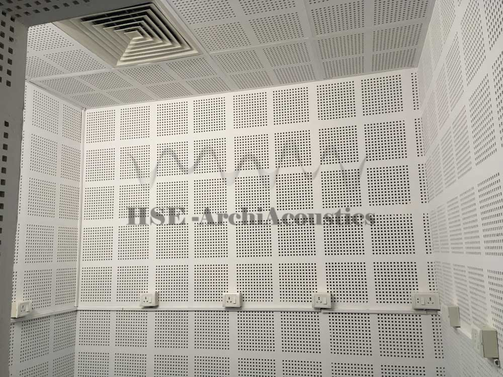 Soundproof Audiometric Room